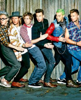 McBusted celebrity interview