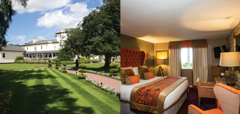 Thornton Hall hotel review