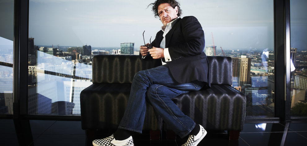 leading chef, marco pierre white