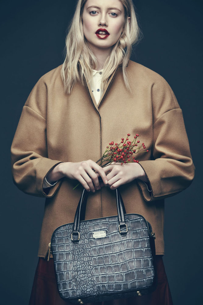 AW:15 Pauls Boutique campaign-The Brooke-Hayley (slate)