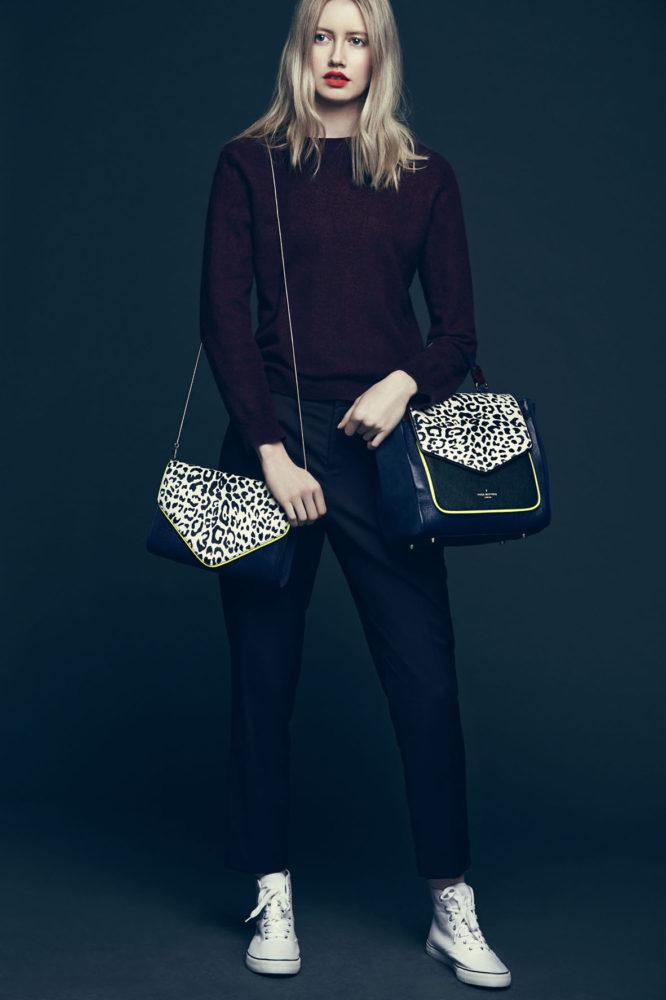 AW:15 Pauls Boutique campaign-The Sandbrook Leather -Alana,pixie