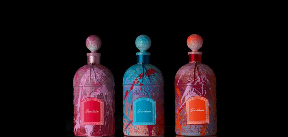 Guerlain premium fragrance