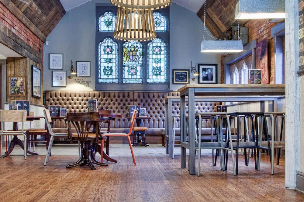 The Beer Studio, Warrington architects DV8 Designs 1