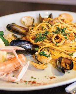 Liverpool Italian restaurant