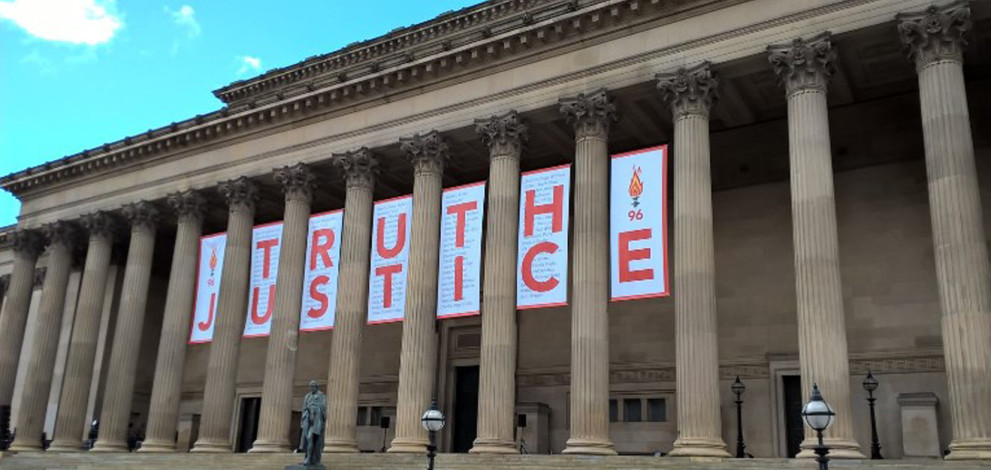 city event to commemorate the hillsborough verdicts
