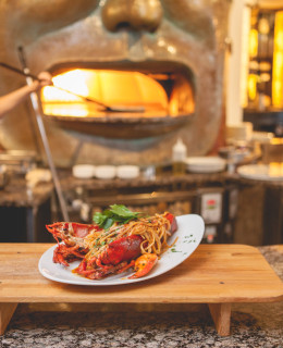 Il Forno seafood, liverpool's best seafood