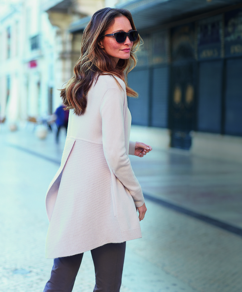 all-weather dressing with Pure Collection