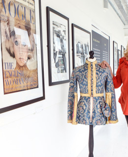 Pattie Boyd Outfits Photography Exhibition