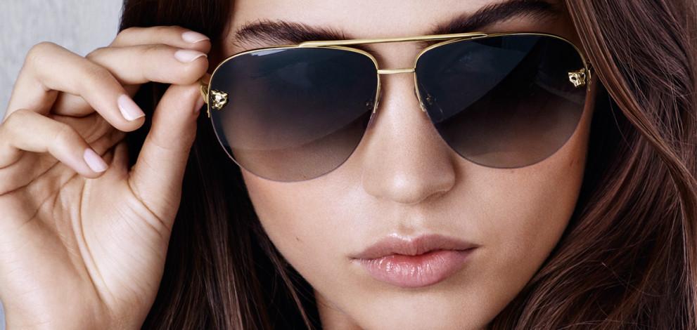 de9c191d083 Cartier Sunglasses Panthere Le Pilote ✓ Sunglasses Galleries