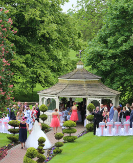 Thornton Hotel and Spa - the perfect wedding venue