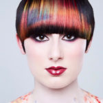 hair colouring by Redken