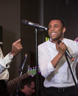 Marcus Collins Love Motown