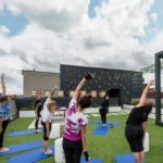 A Yin Yan Yoga rooftop yoga class: The North West comes top in fitness levels across the UK, Best Liverpool Yoga Classes