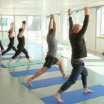 Yoga & Pilates poses with Yin Yan Yoga