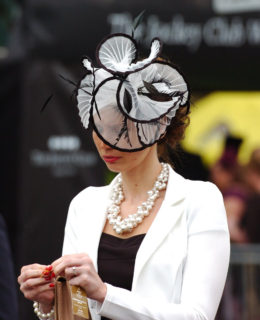 beauty shopping for Ladies Day - dressing for the races