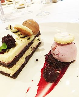 Carden Park Dessert