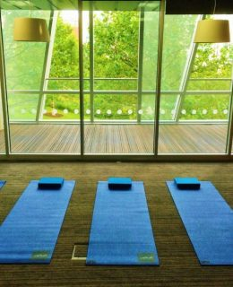 Pilates classes with Yin Yan Yoga