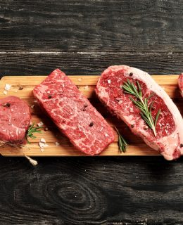 An image of the best steak cuts around