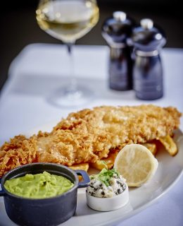 Marco Pierre White, Fish & Chips