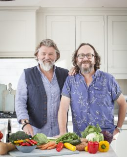 Food & Drink Festival: The Hairy Bikers