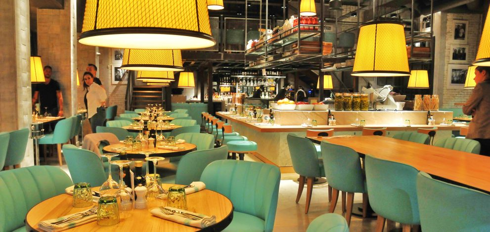Gino D Acampo New Restaurant Liverpool