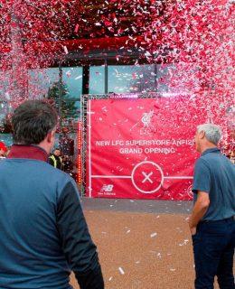 LFC legends Ian Rush & Robbie Fowler
