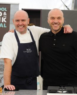 Culinary inspiration at the Food & Drink Festival