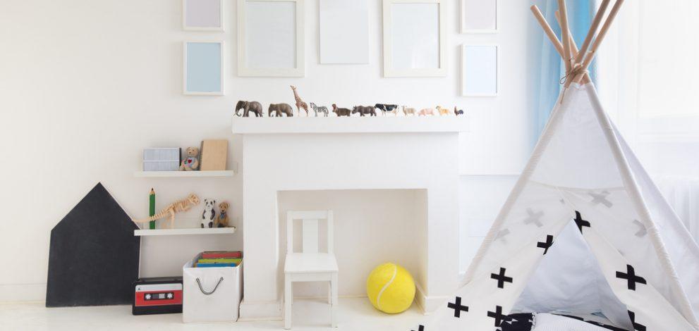 Minimalist Childrenu0027s Bedroom Inspiration