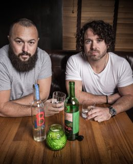 Graffiti Spirit interview (founders pictured)