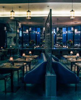 Pullman Restaurant Liverpool