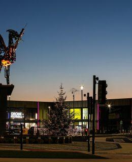 Christmas at Liverpool Shopping Park