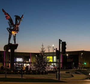 Christmas at Liverpool Shopping Park