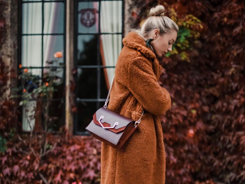 Coat inspiration for getting to all those December parties from Topshop