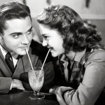 Dating retro. Why women prefer men carrying extra weight