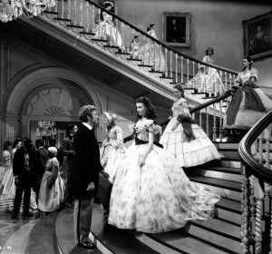 staircases: finishing touches (Gone with the Wind)