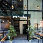 avenue hq co-working space