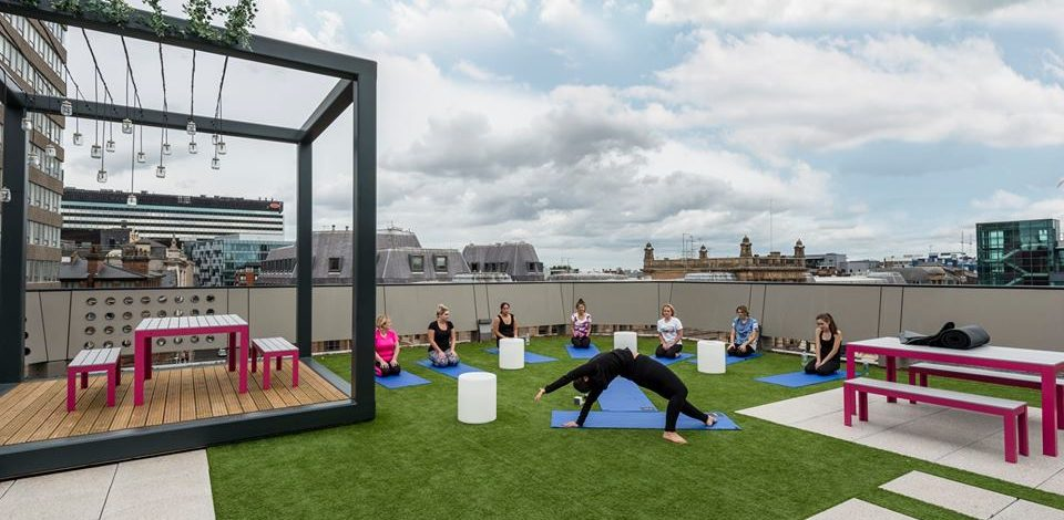 liverpool's best summer yoga classes