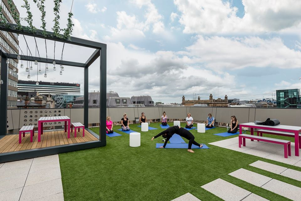 Liverpool's best summer yoga classes 1