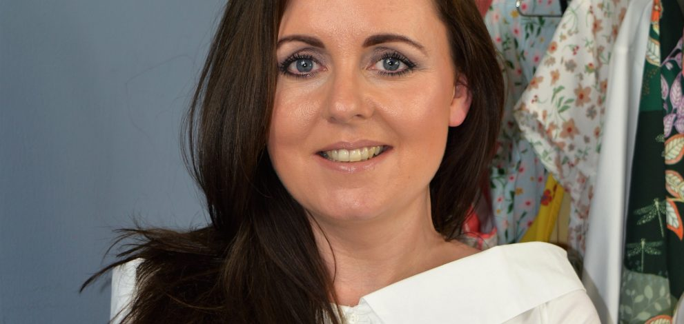 Clare Bates launches new fashion business