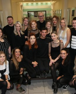 Andrew Collinge Graduates Royal Recognition