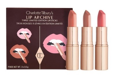 Christmas Beauty Gifts. Charlotte Tilbury