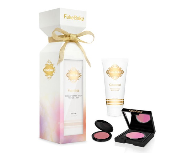 Christmas Beauty Gifts, Fake Bake