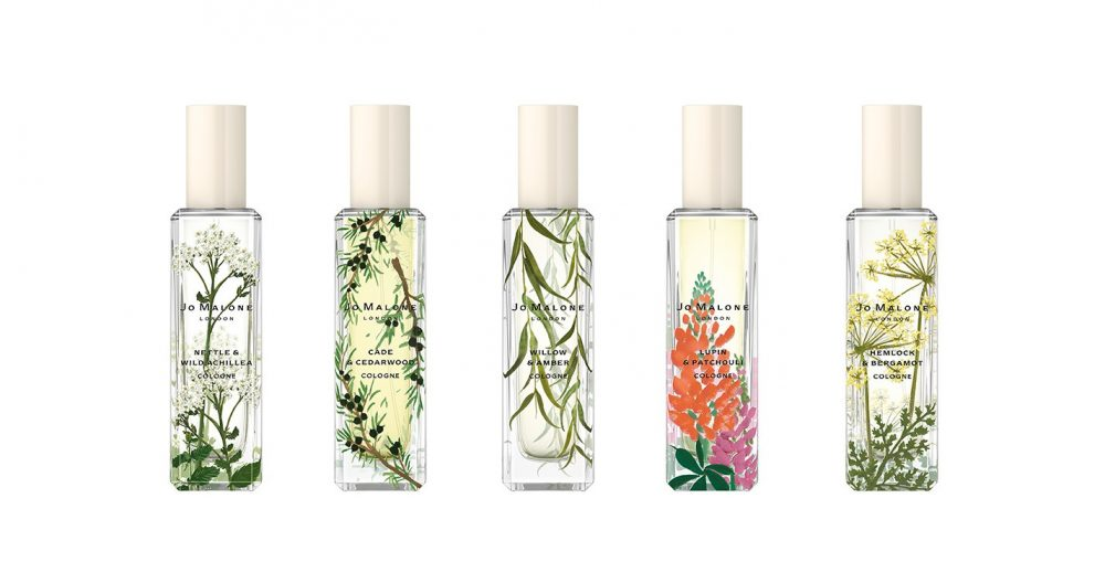scent of the spring 1
