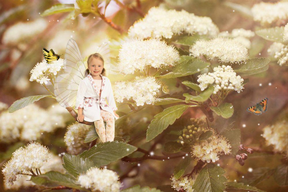 Flower Fairies childrenswear 1