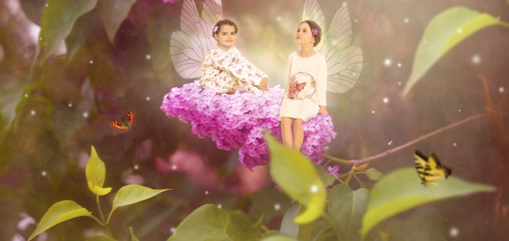 Flower Fairies childrenswear