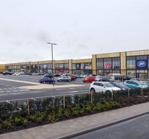 Liverpool Shopping Park success