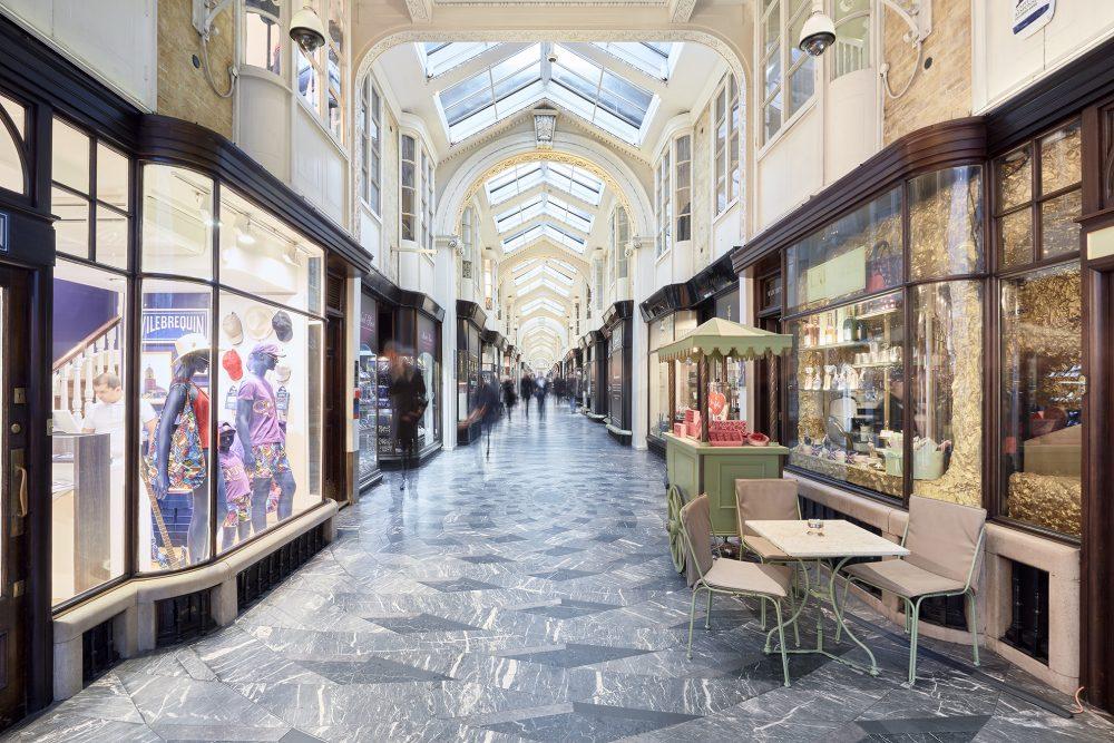 luxury shopping arcade 2