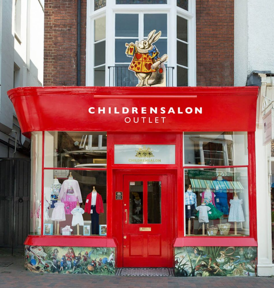 childrenswear retailer