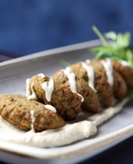 Kibbeh, city centre eatery