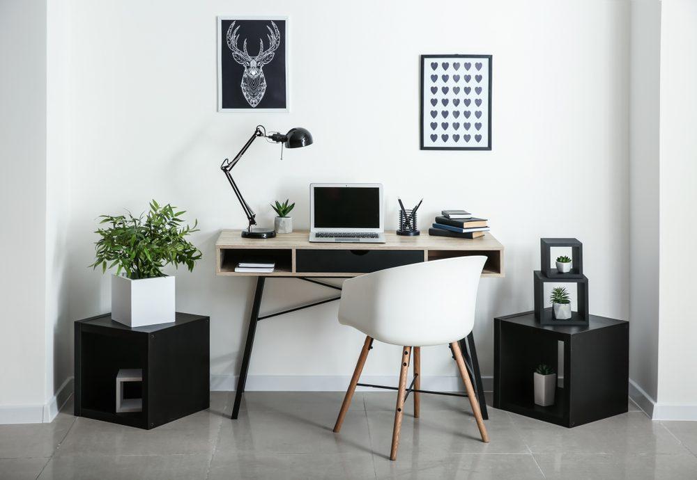 stylish home office 5